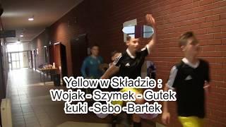 CZ5-FC Yellow na Halowym Turnieju w Liskowie-Szymonki Cup 2018 - Gramy z Górnik Konin Biali