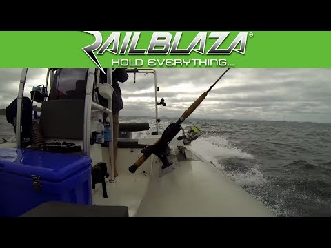 Inflatable Boat Accessories & Mounts From RAILBLAZA