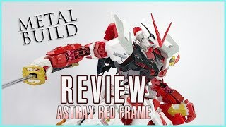 [Tiếng Việt] MC Metal Build - Gundam Astray Red Frame - Mobile Suit Gundam SEED Astray -