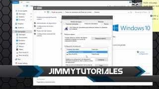Como Crear un Punto de Restauracion en Windows 7, 8, 8.1 y 10 | Paso a Paso