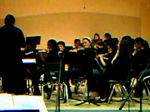 Erle Stanley Gardner Middle School - Concert 2011