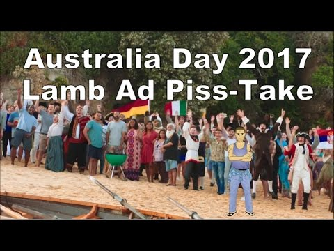 Everything Wrong With The 2017 Lamb Australia Day Ad