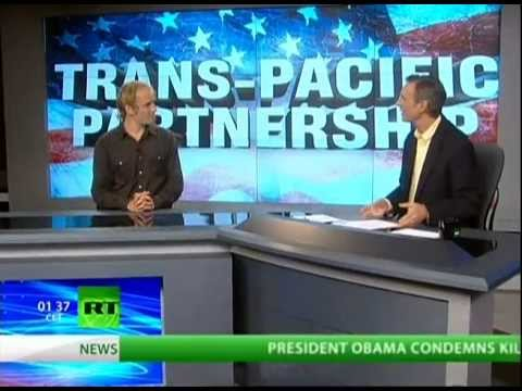 Trans Pacific Partnership...Trojan horse for global corporate domination?