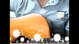 guitar tình bạn-cmsn THẢO CUTE hehe :)