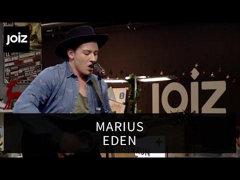 Marius - Eden (Live at joiz)