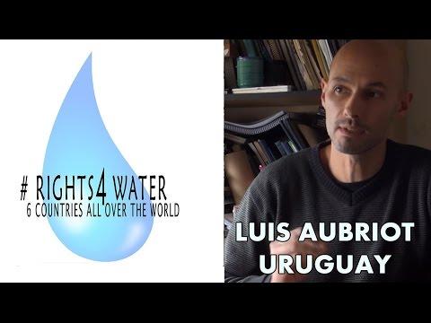 Interview with Luis Aubriot, Uruguay