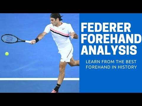 Roger Federer Forehand Secrets Revealed