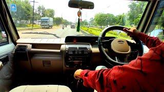 Mahindra Bolero Driving Test