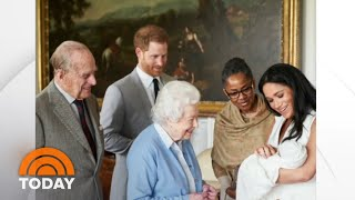 Prince William And Kate Middleton To Meet New Baby Archie   TODAY