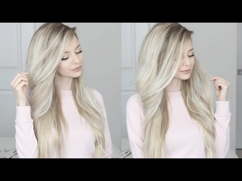 HOW TO: EASY At Home Blowout