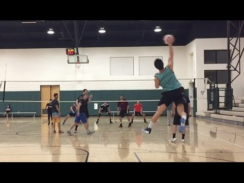 Open Gym (3/3/16) Volleyball Highlights