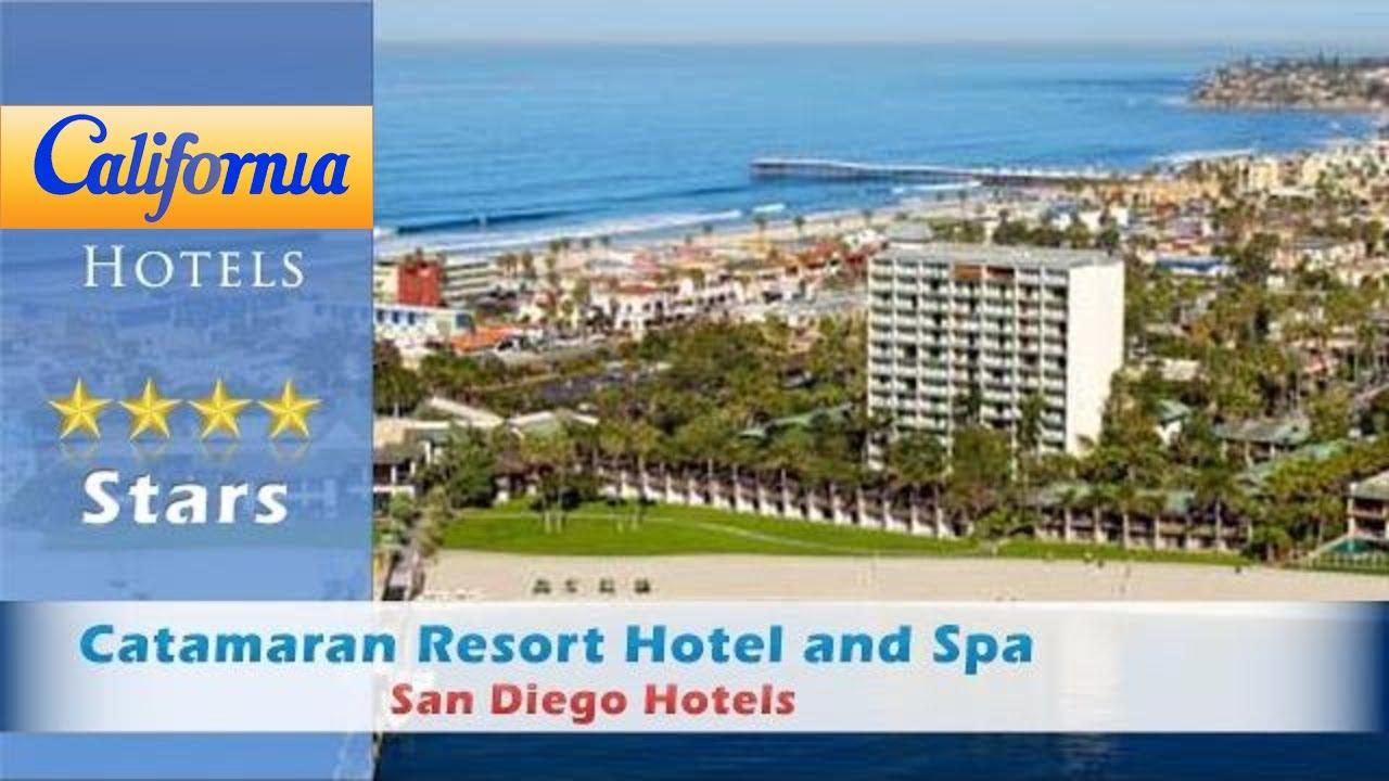 catamaran resort hotel and spa, san diego hotels - california