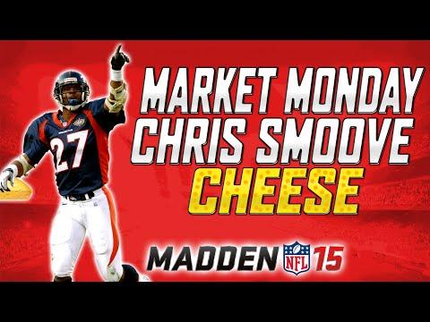 MARKET MONDAY - Chris Smoove CHEESE - Steve Atwater | MUT 15