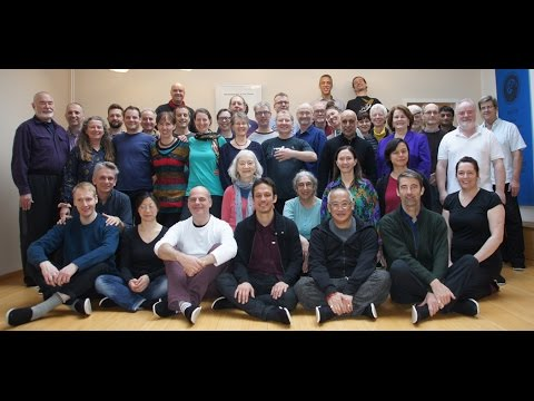2017 TCF Europe Teacher's Training