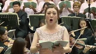 용두동교회 창립 110주년 기념찬양. Mendelssohn, Lobgesang (찬양의 노래)