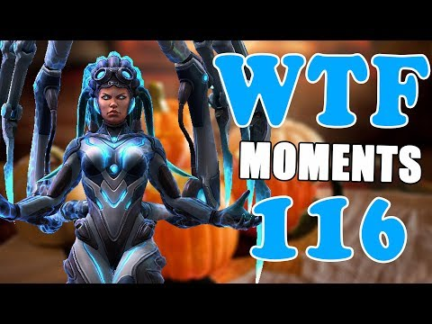Heroes of The Storm WTF Moments Ep.116