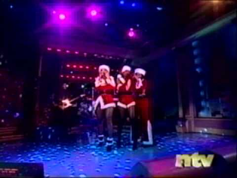 Destiny's Child - Christmas Medley Live - Rosie O'Donnel