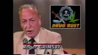 1983 News report of Gambino Family Drug arrests of Angelo Ruggiero, Gene Gotti, John Carneglia YouTube Videos