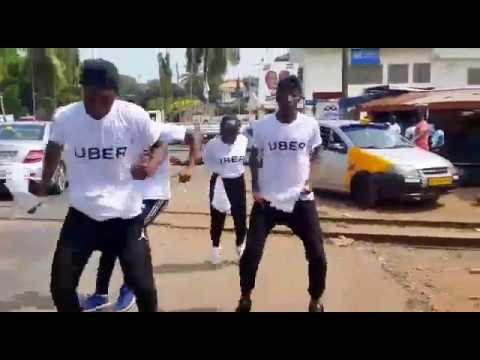 Afropop Dance- eStars (Uber Activation in Accra)