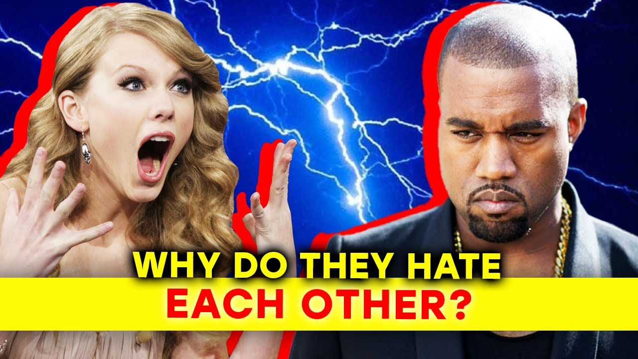 Taylor Swift Vs Kanye West The Full History Of Their Feud Ossa Youtube
