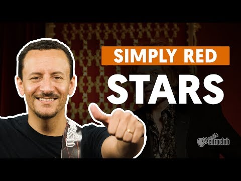 Stars - Simply Red (aula de baixo)