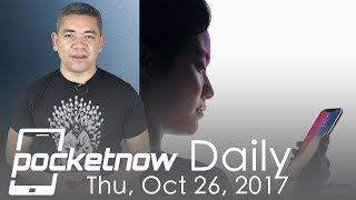 iPhone X Face ID mess gets Apple statement, Galaxy X patent & more   Pocketnow Daily
