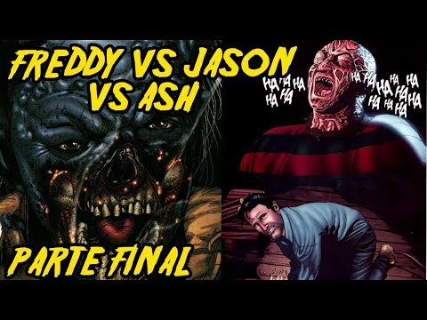 "FREDDY VS JASON VS ASH - ""SECUELA DE LA PELICULA"" - PARTE FINAL"