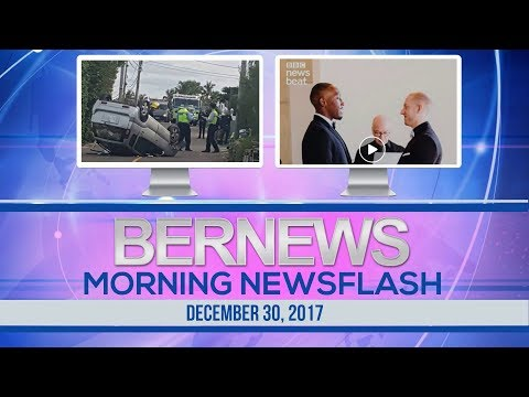 Bernews Newsflash For Saturday December 30, 2017