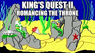 King's Quest II playthrough