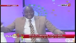 Sport (Participation du Sénégal au JO Tokyo 2020) - Petit Déj du 13 janv. 2020