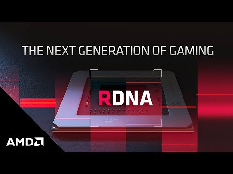 Introducing RDNA Architecture