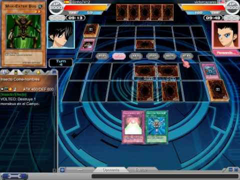 Yu-Gi-Oh Online Duel Accelerator  -   Brasileiro x Americano