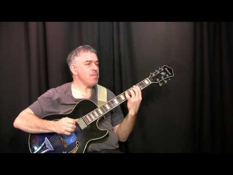 It Could Happen to You, dedicated to Joe Pass, solo  jazz guitar, Jake Reichbart