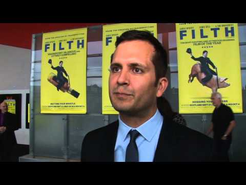 Filth World Premiere - Ken Marshall Full Interview