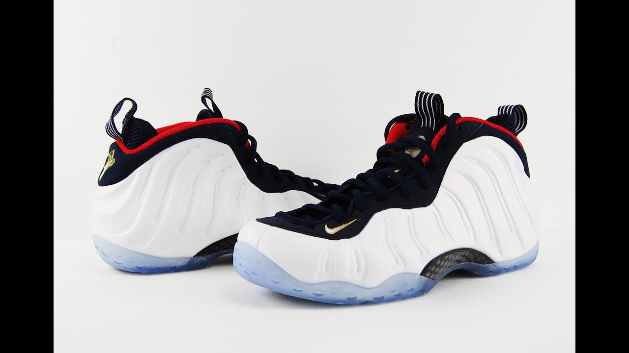 promo code c5c1b fbb77 Nike Air Foamposite One Olympic USA Review + On Feet