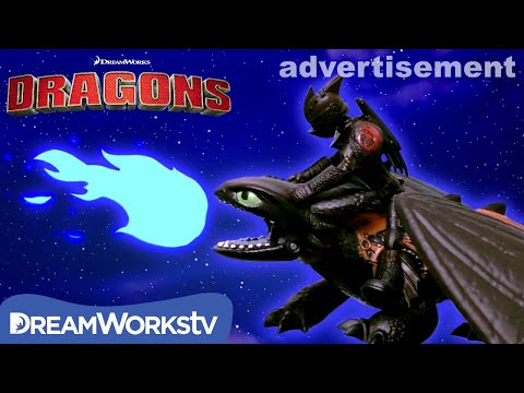The Polar Night #AD | HOW TO TRAIN YOUR DRAGON