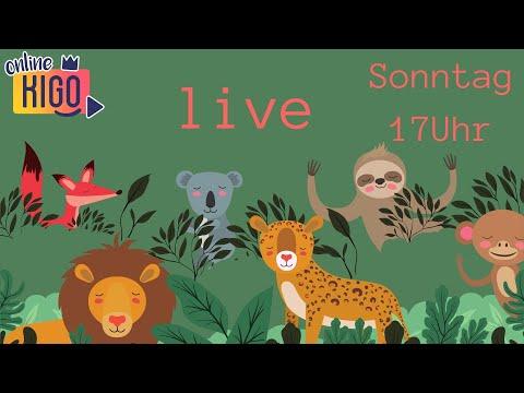 Online KiGo Live - 19.09.21 17:00 Uhr