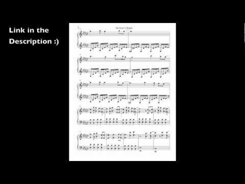 """My Heart Is Broken"" -  Evanescence Piano sheet music"
