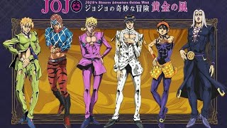 Vento Aureo Anime Confirmed for October! (Information + Reaction)