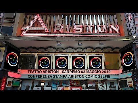 Ariston Comic Selfie 2019