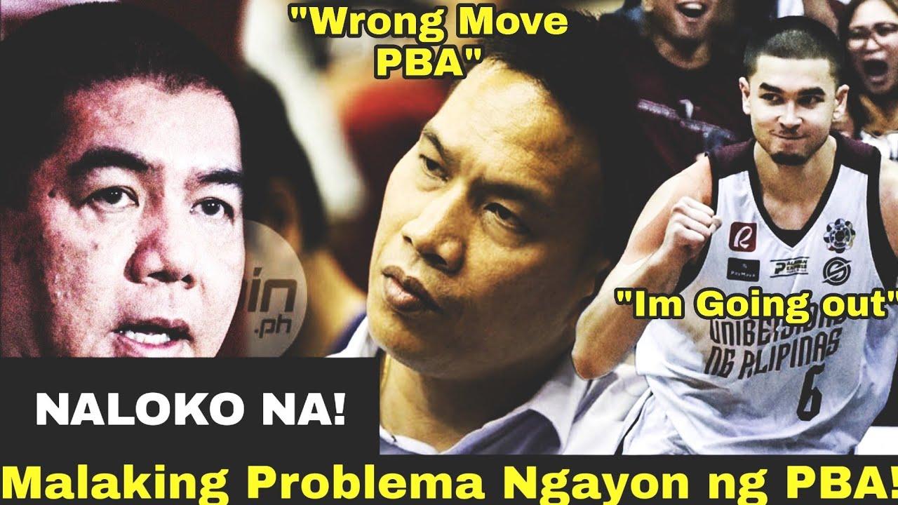 LAGOT NA! MAY MALAKING PROBLEMA ANG PBA NGAYON! | PBA LATEST NEWS UPDATES | PBA VS B LEAGUE UPDATES