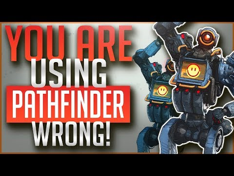You Are Using PATHFINDER Wrong   In Depth Legend Guide   APEX Legends