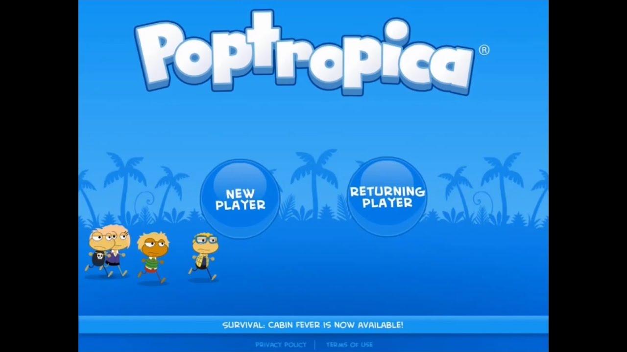 Poptropica App Preview