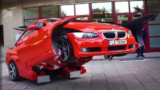 5 Carros Transformers da vida real