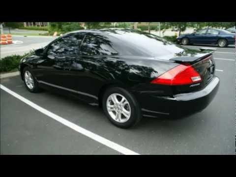 up for sale 2006 honda accord ex l coupe 2 4l low. Black Bedroom Furniture Sets. Home Design Ideas