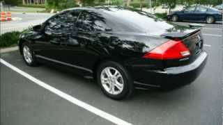 Up For Sale - 2006 Honda Accord EX-L Coupe 2.4L - Low Price