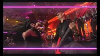 Aqua live in Oslo VG-lista Topp20 (19-06-2009)