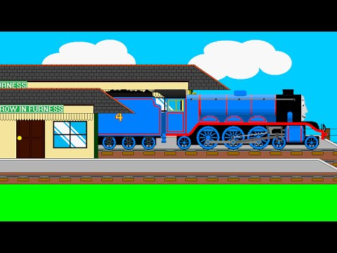 Thomas Amp Friends Animated Episode 9 Gordon S Finest Hour
