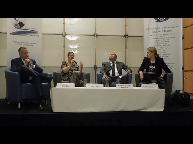 10/11/17 - Does GSP Generate Security and Prosperity for the US? - Panel 2 pt. 2