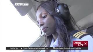 Zambia39s youngest pilot in the world